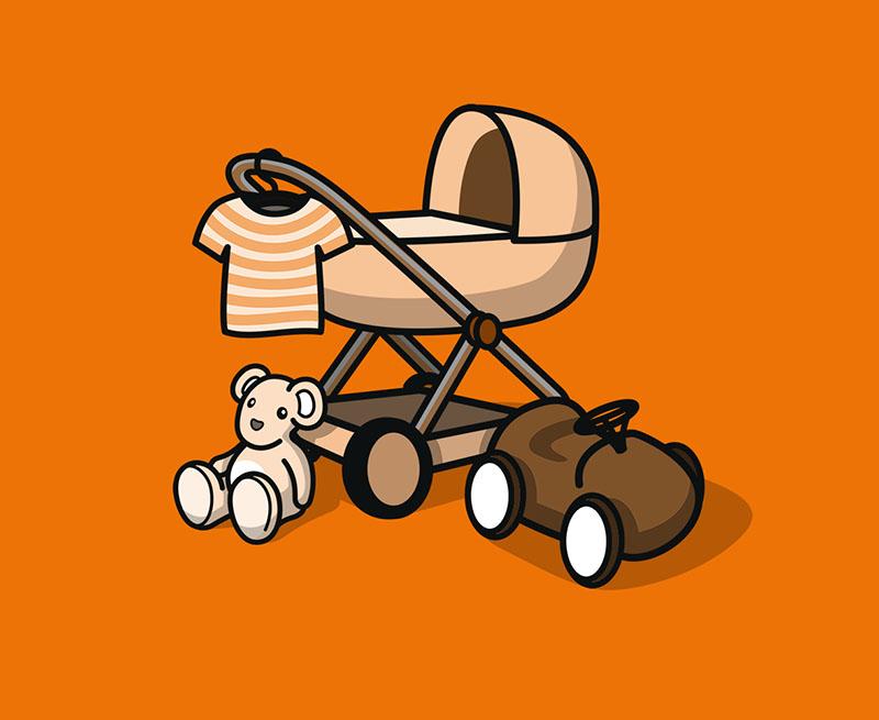Etagenbett für Kinder gesucht